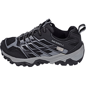 Merrell Moab Fst Low WP Shoes Youth black